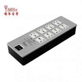 Yaqin ML-1100 HIFI Advanced Security Power socket HIFI EXQUIS power filter Conditioner Block with 10 US standard plugs