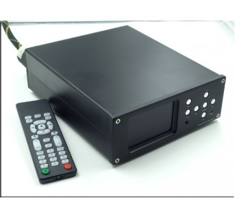 Weiliang DV20A Breez Audio Lossless file Reader Decoder HIFI EXQUIS AK4495 DAC for Flac APE WAV MPx digital turntable
