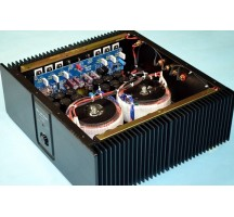 YS-audio HIFI amplifier KSA100 circuit pure power amplifier double power transformer 265W+265W