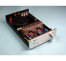 Updated YS-audio H3 OPA2604+LM3886 hifi amplifier 3-way input aluminum shell