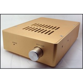 HIFI EXQUIS Music Box A1 digital amps Reference to Marantz HDAM technologic and tube flavor transistor amplifier