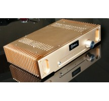 Weiliang HIFI Hood 1969 gold seal Class A amplifier HIFI EXQUIS 10W+10W