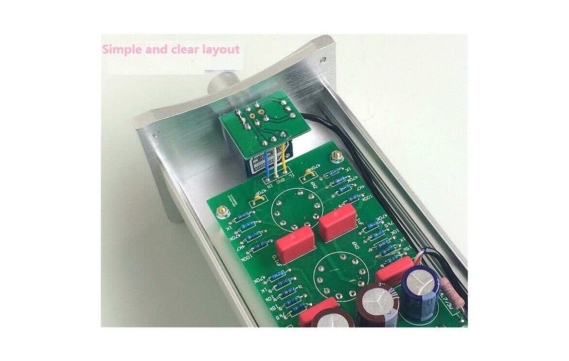 Weiliang Breeze Audio Fs N2a 6n2 Tube Pre Amplifier Circuit Diagram And Description Of Hifi Amplifierhifi High Quality Preamp Exquis