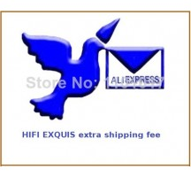 Extra shipping fees, additional shipping fees