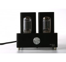 APPJ PA1501A mini 6AD10 tube amplifier HIFI EXQUIS desktop New Voccum tube amp