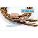 HIFI EXQUIS CHOSEAL Q-845 RCA audio signal cable