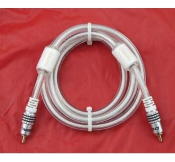 Choseal Akihabara Q612 digital coaxial cable hifi exquis digital audio cable 1.5 meters Q-612