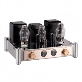 BOYUU New A50 II 300B tube amplifier HIFI EXQUIS single-ended amps finished product drive by 12AT7 6P6P(6v6)