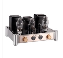 Reisong Boyuu A50 II 300B Tube Amplifier HIFI EXQUIS 12AT7 6v6 Driver Lamp Single-Ended Amp BYA502