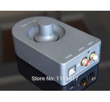WeiLiang 24bit 96kHz USB SA9203 DAC HIFI EXQUIS Breeze Audio SE1 ES9023 decoder Exterior Sound Card for laptop PC headphone amps
