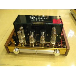 YAQIN MC-84L EL84 Class A Push Pull Integrated Tube Amplifier HIFI EXQUIS amp with headphone output