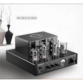 HIFI EXQUIS for NOBSOUND MS-10D top selling tube amplifier Hybrid power amplifier tube amp 6n1 6p15 MS10D