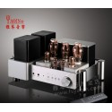 YAQIN MC-300C 300B tube amplifier HIFI EXQUIS Single ended highest grade Class A tube amp with remote control MS-300C