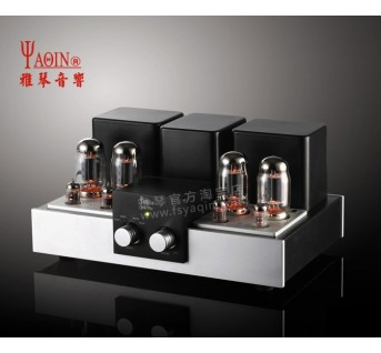 YAQIN MC-50L KT88 push-pull tube amplifier HIFI EXQUIS Class A lamp amp MC50L