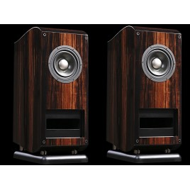 TUOLIHAO Q12 Hifi bookshelf speakers for tube amplifier HIFI EXQUIS Cobalt magnetic