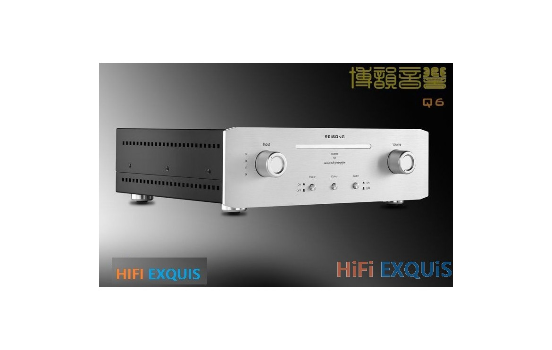 Boyuu A6 Replica M7 12ax7 Tube Pre Amplifier Hifi Preamplifier Exquis 6x4 Rectifier Amp