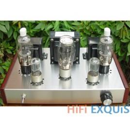 JBH fu7 ( 807 ) tube amplifier HIFI EXQUIS FU-7 Class A full handmade lamp amp