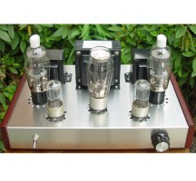 JBH 1625 Tube Amplifier HIFI EXQUIS FU25 Class A Full Handmade FU-25 Lamp Finished Amp
