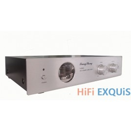 Xiangsheng H-80B III Tube Mosfet Hybrid Amplifier HIFI EXQUIS 12AT7 12AU7 preamp tube H80B AMP