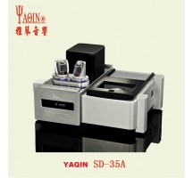 YAQIN SD-35A Tube HDCD CD Player HIFI EXQUIS Tourntable with Coaxial output