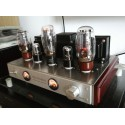 OldBuffalo KT66 tube amplifier HIFI EXQUIS hand made single-ended amp