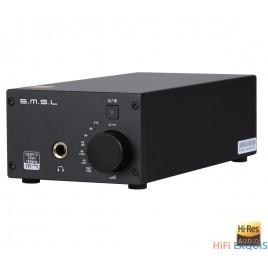 SMSL M7 DAC AK4452 DSD512 Headphone Amplifier HIFI EXQUIS S.M.S.L. Amp USB XMOS 32Bit 768kHz