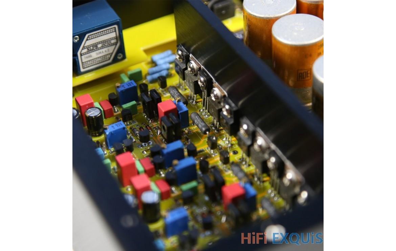 Breeze Audio E300 Pure Class A Headphone Amplifier Circuit Diagram And Description Of Hifi Amplifierhifi Exquis Weiliang Amp