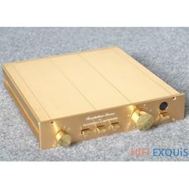 Breeze Audio FM155 Pre Amplifier HIFI EXQUIS Weiliang High-End Clone FM 155 Pre-Amp
