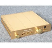 Breeze Audio Replica FM155 Pre Amplifier HIFI EXQUIS Weiliang High-End Clone FM 155 Pre-Amp