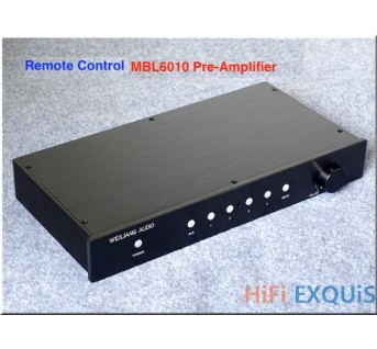 Wailiang Breeze Audio Imitated MBL6010D Pre-Amplifier with Remote Control HIFI EXQUIS Full balance WBAMBL6010DB Preamp