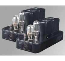 Meixing Mingda MC-211A MonoBlock Pure Power Tube amplifier Luxury Version HIFI EXQUIS Class A 300BN 211 Lamp Amp