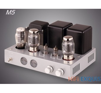 Boyuu Yulu M5 Tube Amplifier KT88 HIFI EXQUIS High End Single End integrated Amp