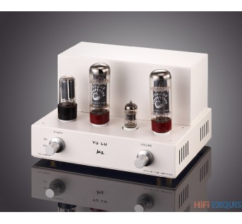 Boyuu Yulu Class A M2 Tube Amplifier EL34 HIFI EXQUIS 32BIT High End Single End integrated Amp