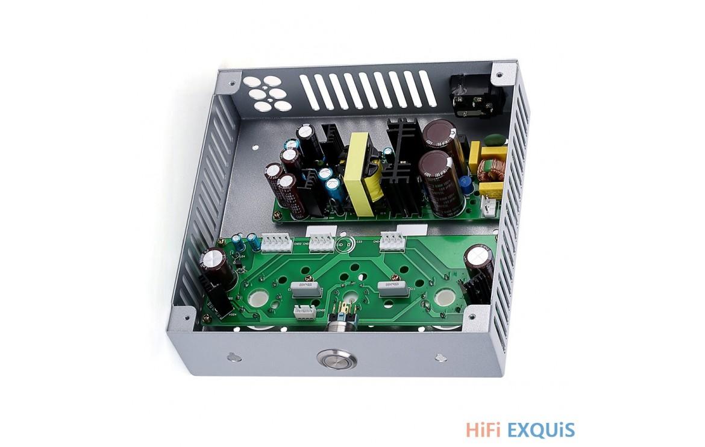 APPJ EL34 12AX7 Tube Single-ended Amplifier