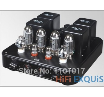 Meixing MINGDA MC368-B150 KT150 Push-Pull Tube amplifier HIFI EXQUIS Integrated Amp