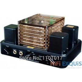 Meixing MingDa MC300-EAR Tube Amplifier HIFI EXQUIS Classe A Lamp Headphone Amp & USB PC Decode
