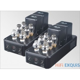 Meixing Mingda MC90-AB Pure Power Tube amplifier HIFI EXQUIS KT90*4 Class AB push-pull AMP