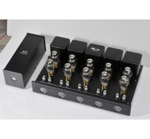 Meixing Mingda MC-5S 5.0 KT90 Tube AV Power Amplifier HIFI EXQUIS Home Cinema Push Pull Lamp AMP