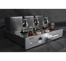 RFTLYS A3 300B Tube Amplifier HIFI EXQUIS Integrated Class A Single-ended AMP with remote