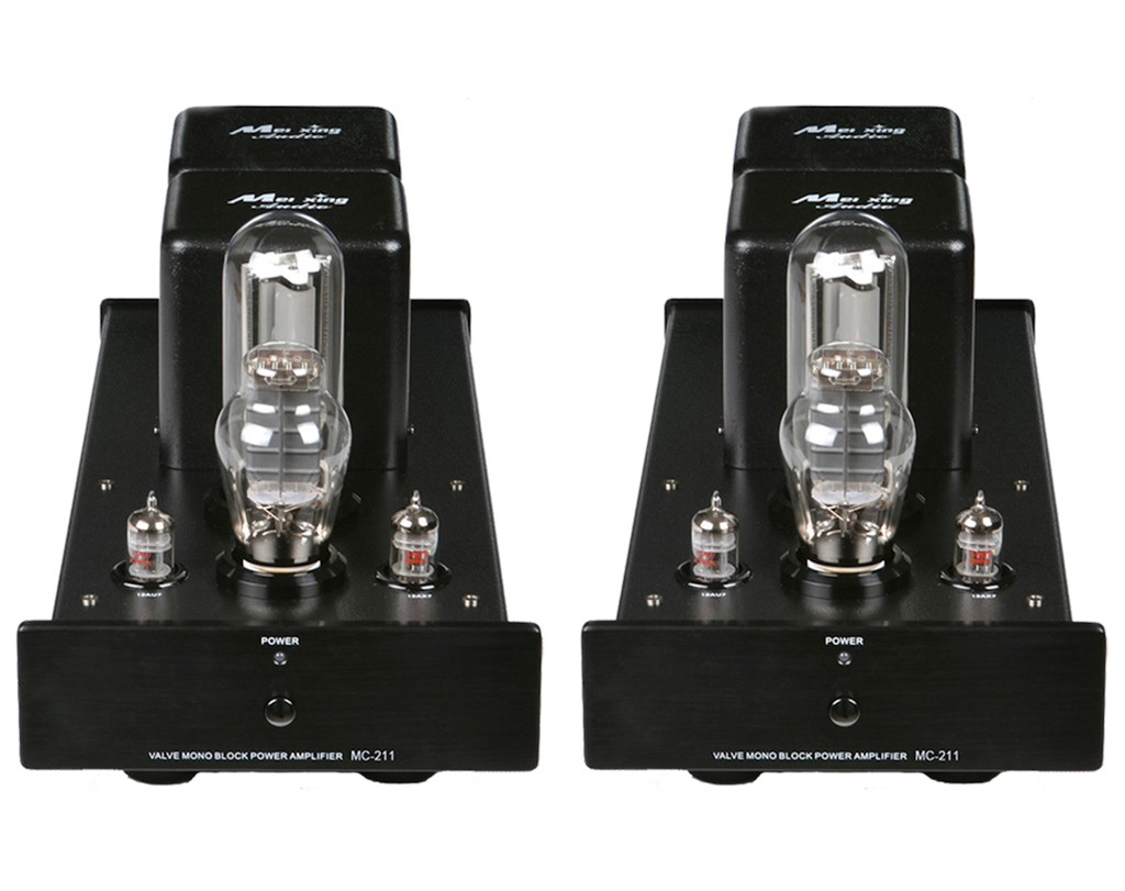 Meixing Mingda MC-211A Monoblock Pure Power Tube