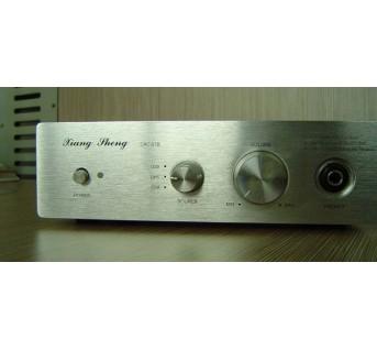 HIFI exquis XiangSheng DAC decoder Coaxial SPDIF digital converter with headphone amplifier DAC-01B