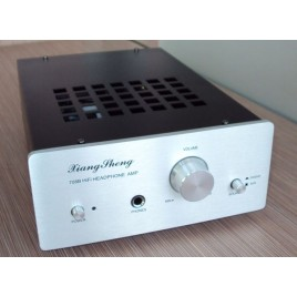 Best XiangSheng 708B Vacuum Tube Pre-Amplifier headphone output HIFI EXQUIS amps 110v-240v