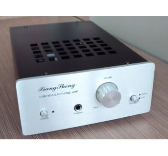 Best XiangSheng 708B Vacuum Tube Pre-Amplifier headphone output HIFI EXQUIS amps 110v-240v